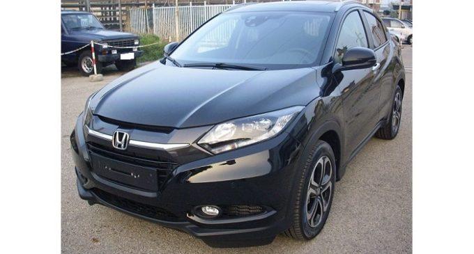 Honda HR-V, il ritorno del crossover