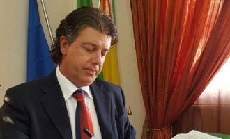 Il sindaco Castiglione interviene sul mancato espletamento del servizio di raccolta rifiuti a causa della momentanea chiusura della discarica