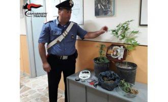 Castelvetrano: giovane imprenditore arrestato per spaccio di droga