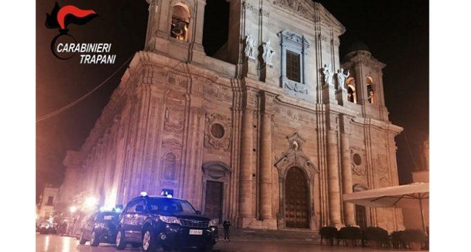 Marsala, controlli straordinari dei Carabinieri nel centro storico