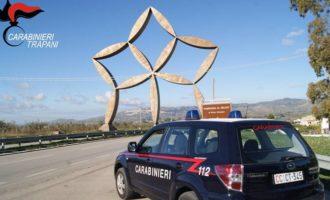 Castelvetrano e Gibellina: criminalità predatoria, Carabinieri effettuano un arresto e due denunce