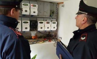 Mazara, controlli dei Carabinieri sui furti di energia elettrica. Un arresto a Salemi per lesioni aggravate