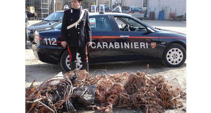 Trapani: furto di cavi di rame al dissalatore, due arresti