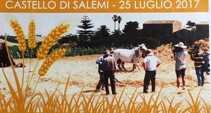 """Salemi, oggi al Castello """"cacciata"""" dei muli, degustazioni e balli focloristici"""