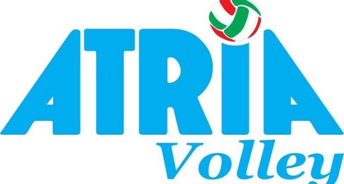 Al via il girone di ritorno per l'Atria Volley