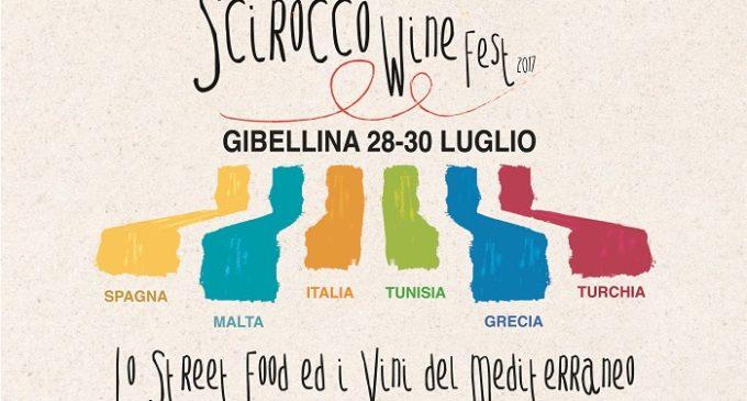 """A Gibellina lo """"Scirocco Wine Fest"""" tra Street food e vini del mediterraneo"""