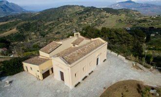 """Calatafimi, l'Eremo di Giubino all'interno dei """"Cammini Francescani"""" in Sicilia"""