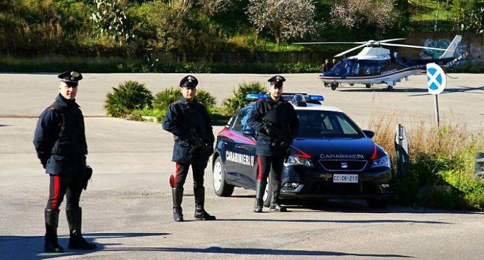 Alcamo: giro di vite dei Carabinieri, 6 denunce