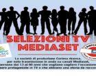 Marsala, sabato 5 agosto selezioni per un programma Mediaset