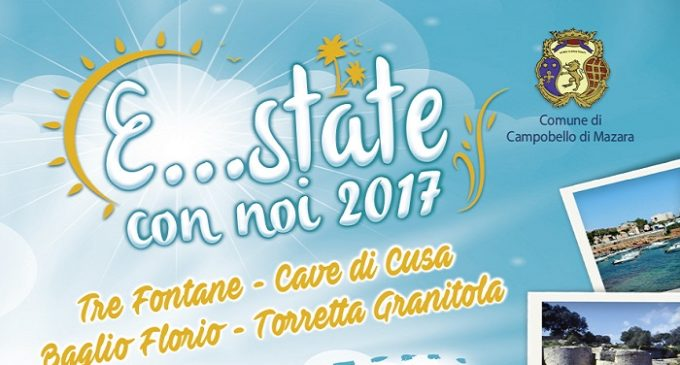 Campobello, il cartellone con tutte le manifestazioni dell'estate