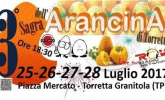 Torretta, da stasera la sagra delle arancine tra musica e show cooking