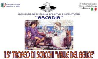 """Partanna, sabato 5 agosto il 15° Trofeo di Scacchi """"Valle del Belice"""""""
