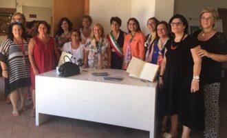 Campobello, Moceri incontra il presidente della BPW International della Fidapa