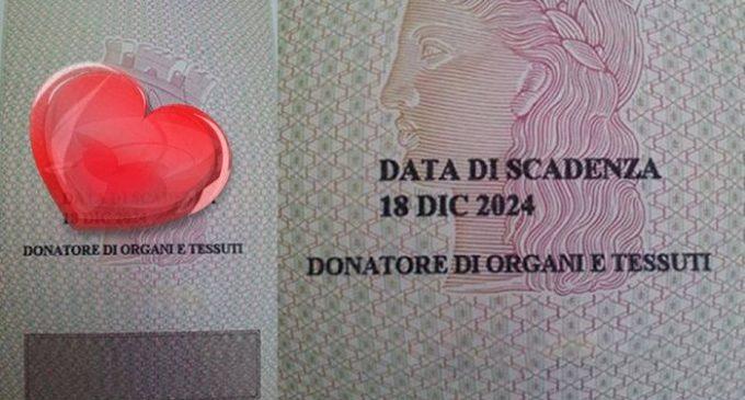 Salemi, donazione degli organi al rinnovo della Carta di Identità