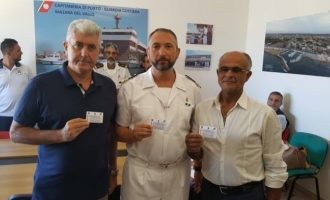 Lega Navale e Capitaneria di Porto presentano la card del diportista per la sicurezza in mare