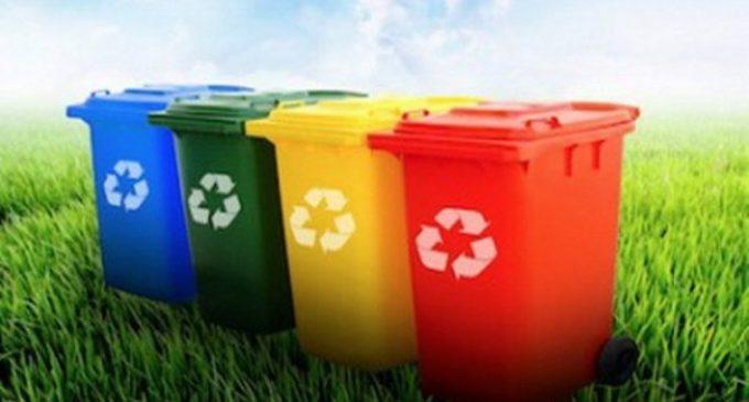 L'Italia prima in classifica in Europa per il riciclo di rifiuti