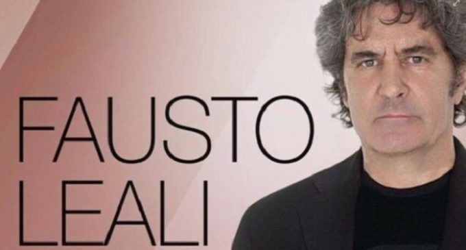 Fausto Leali in concerto a Tre Fontane mercoledì 20 settembre