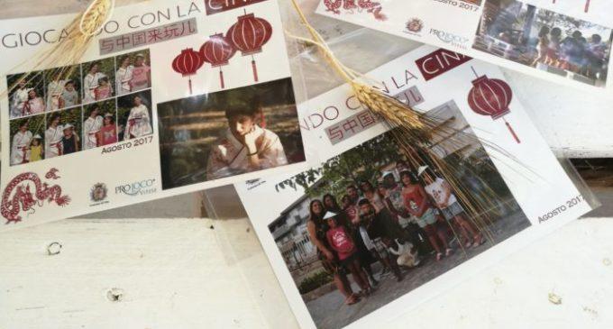 """Pro Loco Vitese, """"Giocando con la Cina"""": laboratorio tra lingua, leggende e aquiloni"""