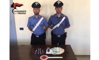 Deteneva in casa hashish e cocaina, 33enne arrestato dai Carabinieri