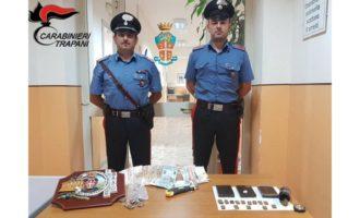 Castelvetrano: detenzione e spaccio di droga, due arresti