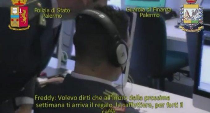 Traffico di cocaina dal Sud America in Sicilia. Spaccio a Mazara, Marsala e Salemi