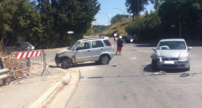 Salemi, nuovo incidente in via San Leonardo. Il secondo in pochi giorni