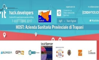 L'ASP di Trapani ospita Hack.Developers 2017