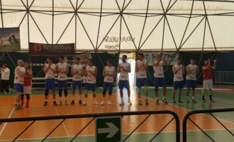 Seconda vittoria consecutiva per l'Atria Volley