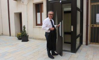 Partanna, al Palazzo municipale entra in funzione l'ascensore