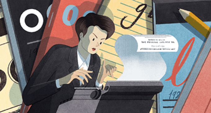 Google dedica un doodle a Clare Hollingworth