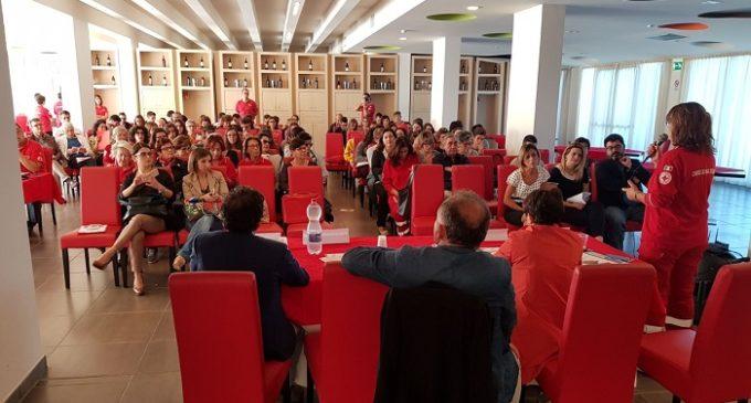 Castelvetrano, iniziativa CRI per stili di vita sani