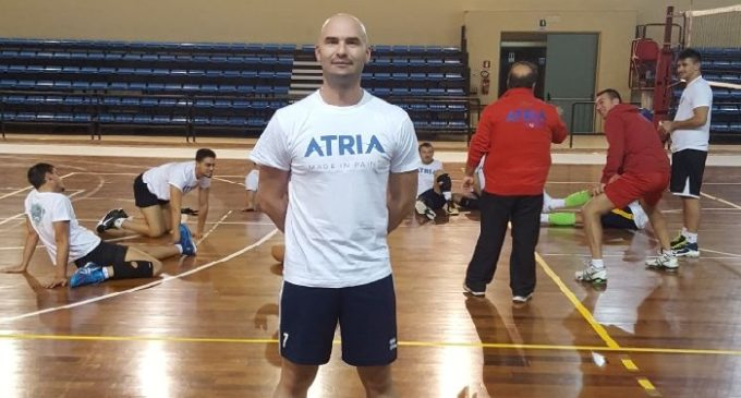 L'Atria Volley Partanna riabbraccia Francesco Tamburello