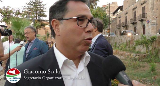 Castelvetrano, Giacomo Scala al comitato elettorale di corso Vittorio Emanuele