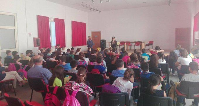 Campobello, a scuola la campagna di sensibilizzazione per gli oli esausti