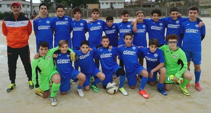 Belice Sport Partanna, i giovanissimi di mister Marrone primi in classifica