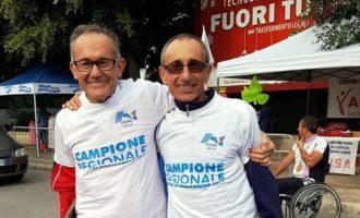 Podistica salemitana: Leone e Caruccio si laureano campioni regionali