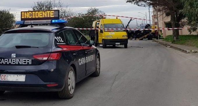 Incidente a Castelvetrano. Ore di apprensione per l'uomo rimasto gravemente ferito
