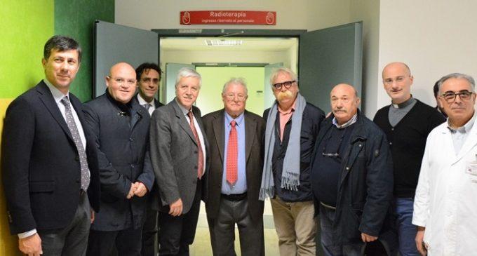 Ospedale Mazara: prima prestazione di radioterapia ad una paziente 36enne