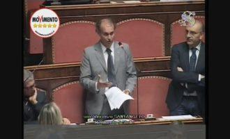 """M5s e """"passerelle Asp"""", Santangelo chiede al Ministro dell'Interno verifiche sul coinvolgimento di Gucciardi al """"Salus festival"""""""