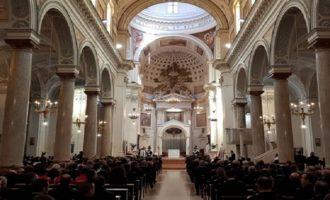 Celebrata la messa in onore della Virgo Fidelis, Patrona dei Carabinieri