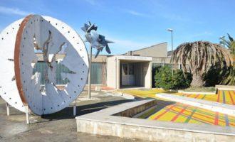 Museo Civico d'Arte Contemporanea di Gibellina: finalmente ripresi i lavori