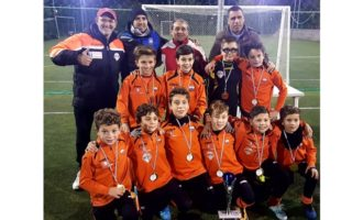 I piccoli della Belice Sport Partanna trionfano al Talent's Cup Atalanta