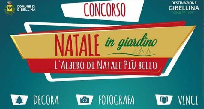 """A Gibellina è tempo di festa! Partecipa al Concorso """"Natale in Giardino"""""""