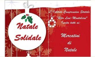 """Partanna, oggi in piazza i """"Mercatini di Natale"""". Vendita solidale del Montalcini"""