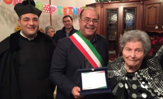 Partanna, nonna Giuseppina spegne 100 candeline. Una giornata ricca di emozioni