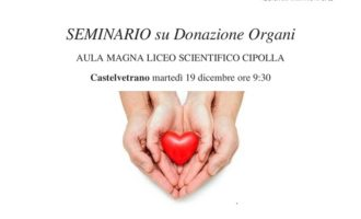 Castelvetrano: un incontro per abbattere i pregiudizi sulla donazione degli organi