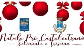 Castelvetrano, un ricco programma natalizio con l'estrazione finale della lotteria. Tutte le iniziative fino al 7 gennaio
