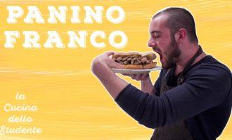 La Cucina dello Studente: Il panino Franco (VIDEO)
