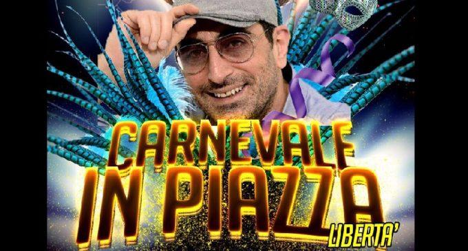 Salemi, Carnevale in Piazza: street food, balli e l'ironia di Peppe Castiglia