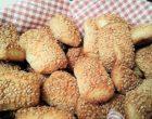 Cuore e Fiamma: Reginelle all'arancia (biscotti regina aromatizzati all'arancia)